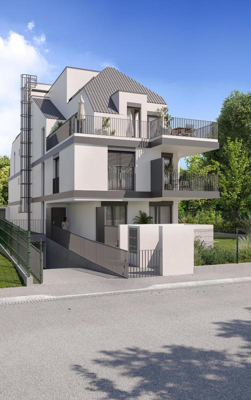 ! NEU !  Gartenwohnung - Ost-Süd Ausrichtung - ca.47 m² - vor Baustart /  / 1130Wien / Bild 1