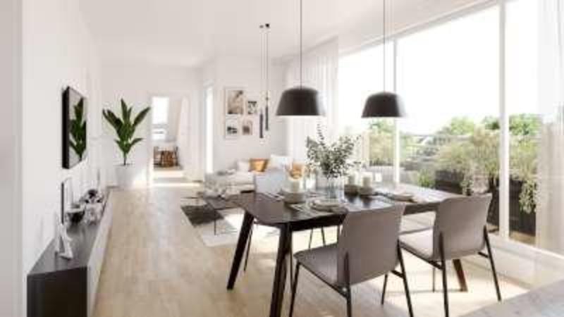 ! NEUBAU ! ruhige Gartenwohnung + Nebengebäude - 3 Zimmer - Baustart August 2021 /  / 1130Wien / Bild 2