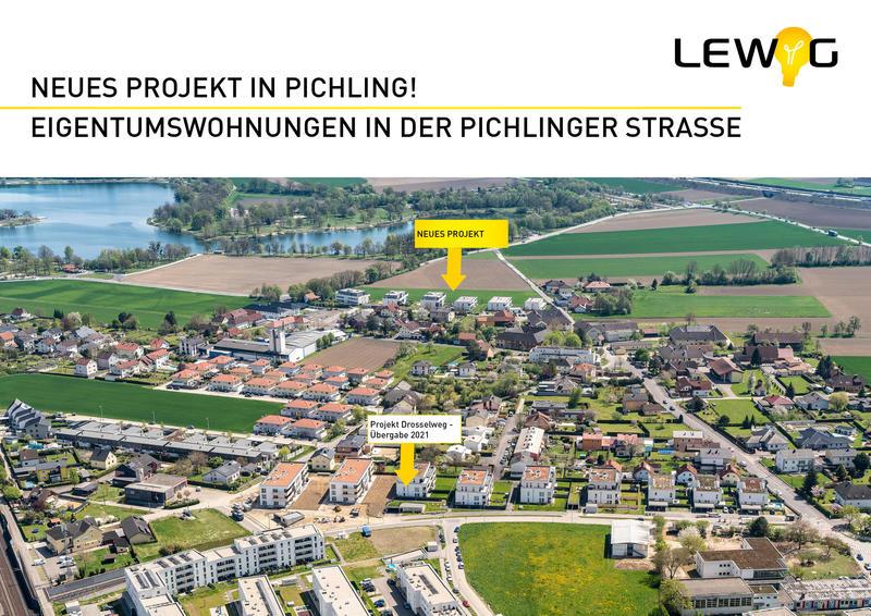 Pichling V - neues Projekt in Vorbereitung /  / 4030Linz / Bild 0