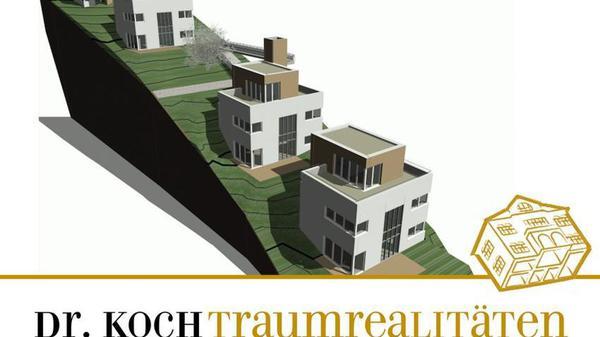 New, Quiet Villas In Center Of Klosterneuburg  Next Vienna