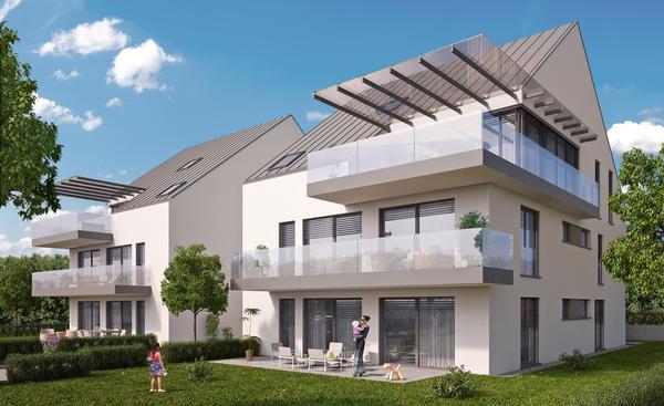 Neubauprojekt | Am Grünen Hang | Dachgeschoß