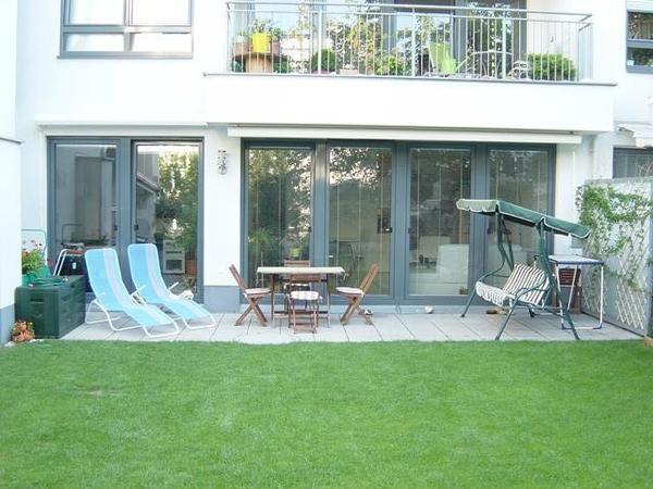 Nähe Donauinsel! - HELLE 2 Zimmer Gartenwohnung