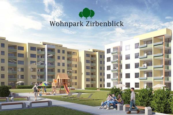 """Neu sanierte Wohnungen in der Wohnhausanlage """"Zirbenblick"""""""