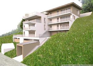 Neubauprojekt Sonnenhang Vomp - 2-Zimmer Terrassenwohnung