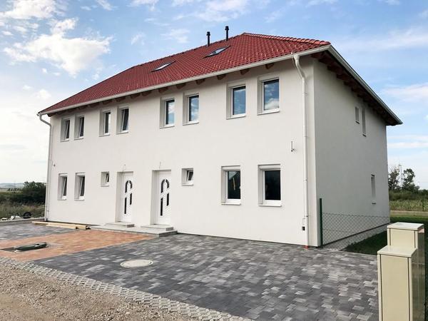 Erstbezug! HELLE Doppelhaushälfte mit Eigengarten - nahe Wien