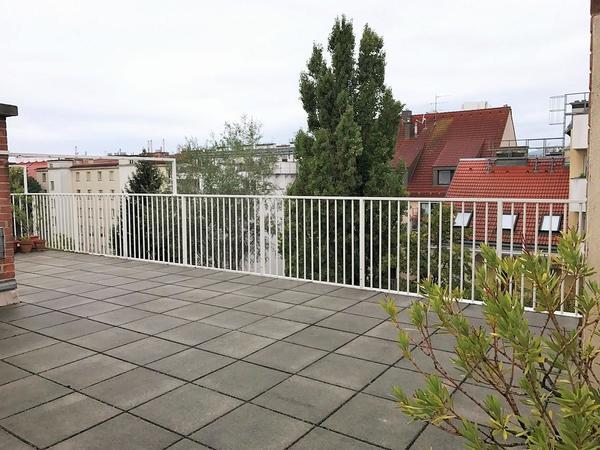 TITELBILD - Dach-Terrasse