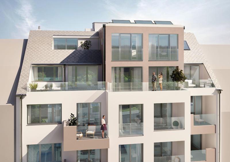 3-Zimmer Wohnung mit FERNBLICK ins GRÜNE - Top 1/10