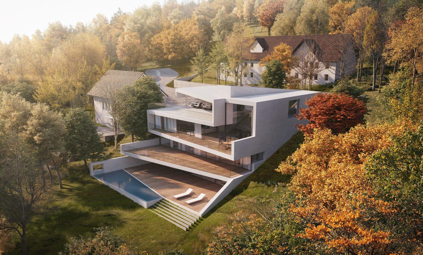 INNENANSICHTEN - Visualisierung_Villa