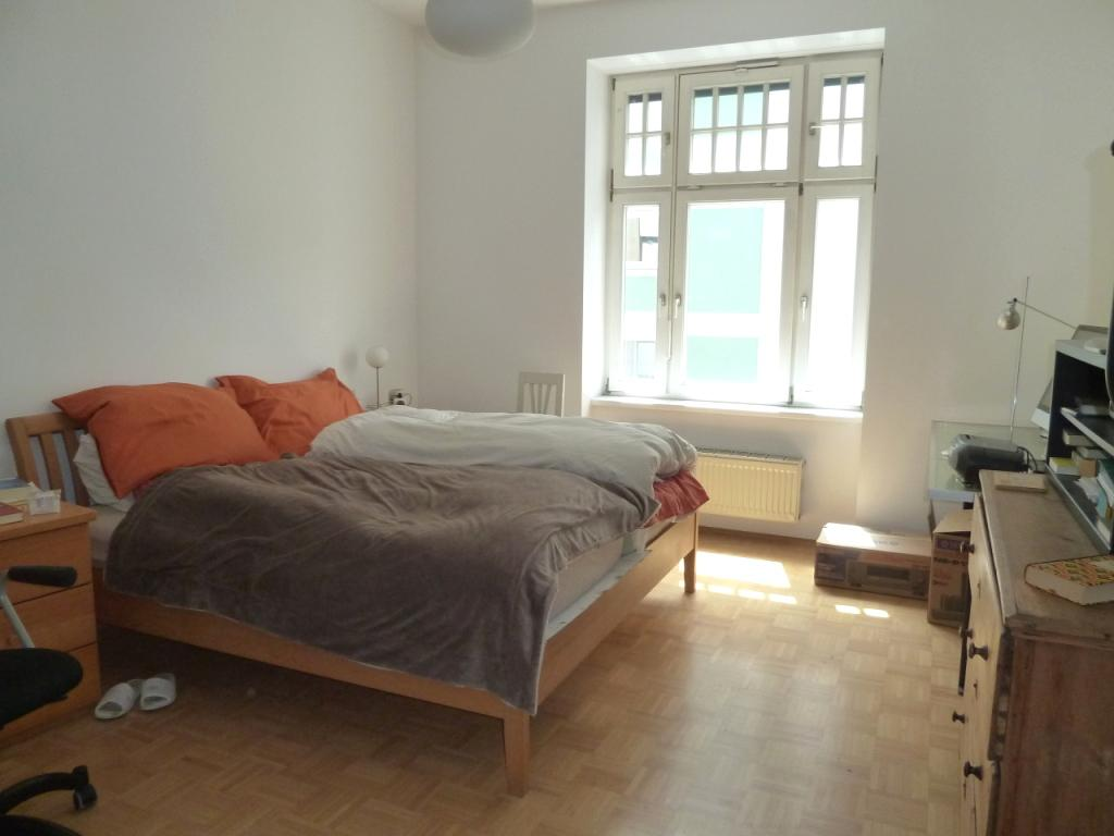 INNENANSICHTEN - Schlafzimmer