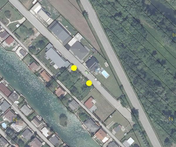 ruhiges Grundstück in Weigelsdorf