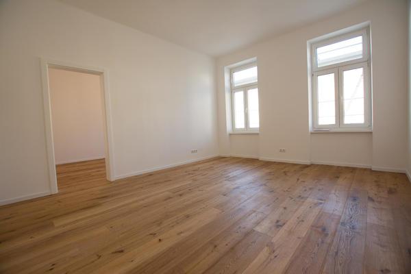 Heller Erstbezug 2 Zimmerwohnung