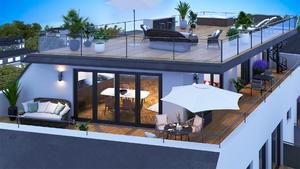 Anleger aufgepasst! Penthouse mit Vermietungsgarantie in Wien-Liesing!