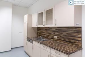 3-Raum Büro mit Klima und Küche im BIZ-Wels, TOP 1S17