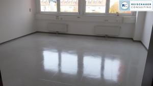 Großzügig geschnittenes 2 Raum Büro mit Küchenraum + Klima im BIZ Wels, Top 2N20