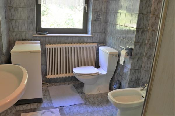 INNENANSICHTEN - Bad mit WC, Bidet und Dusche