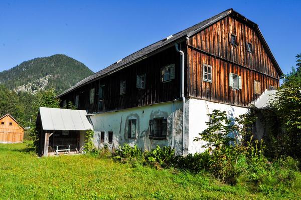 Historisches Anwesen alte Mühle