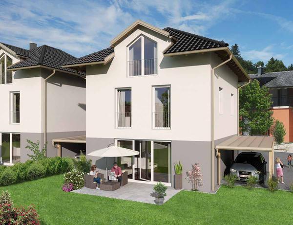 VERKAUFT: Elegantes Einfamilienhaus in Seekirchen