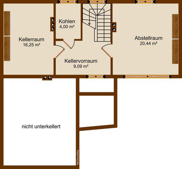 INNENANSICHTEN - Grundriss Keller