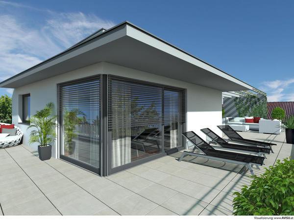 VERKAUFT: Erstklassige Penthouse-Maisonette mit Dachterrasse