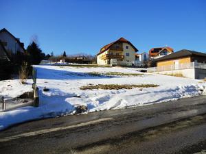 Baugrund in Hochegg