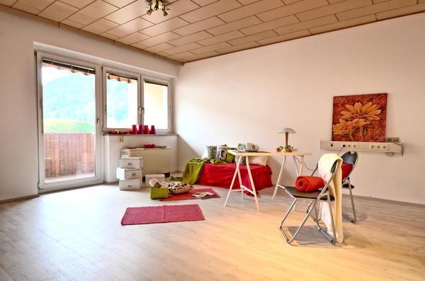 INNENANSICHTEN - Wohnzimmer