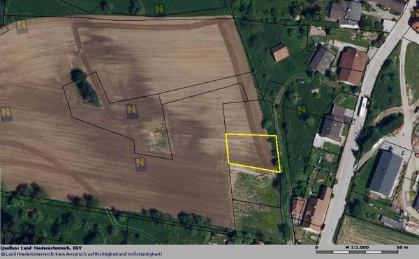 KARTEN_LAGEPLAN - Lage Grundstück