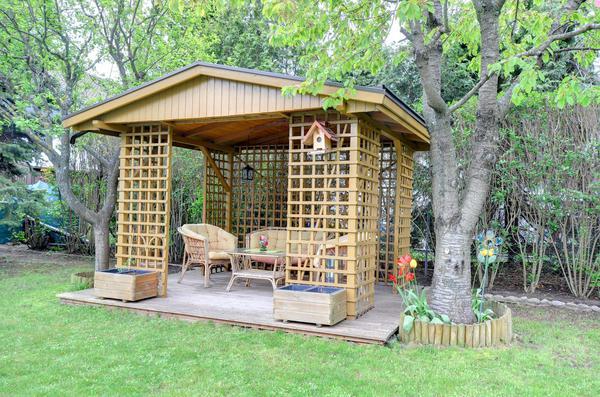 INNENANSICHTEN - Pavillons