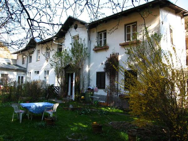 Riedenburg - Liegenschaft mitten im Zentrum von Salzburg