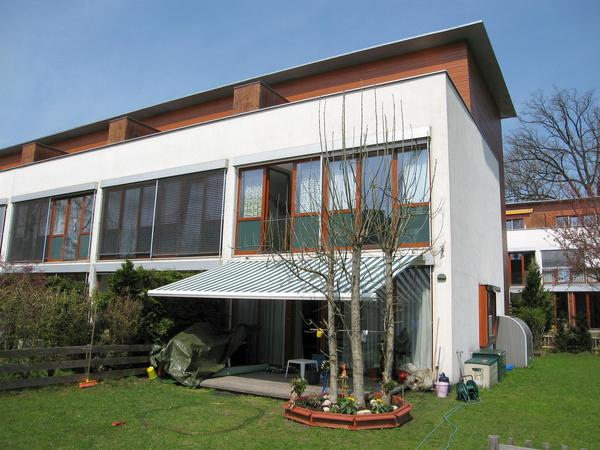 Fondachhof - Eckreihenhaus in bester Lage