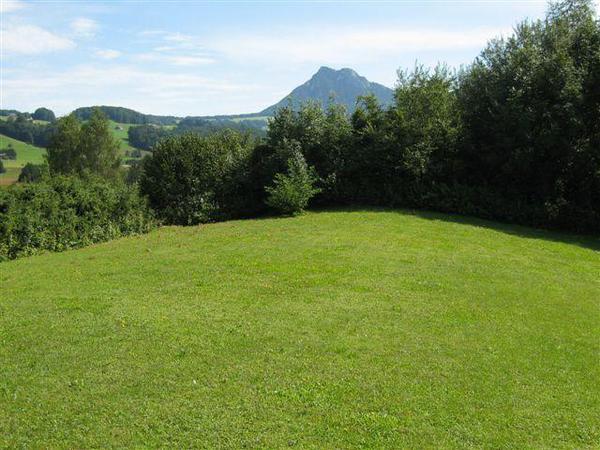 Hof bei Salzburg - schöner Baugrund in Panoramalage