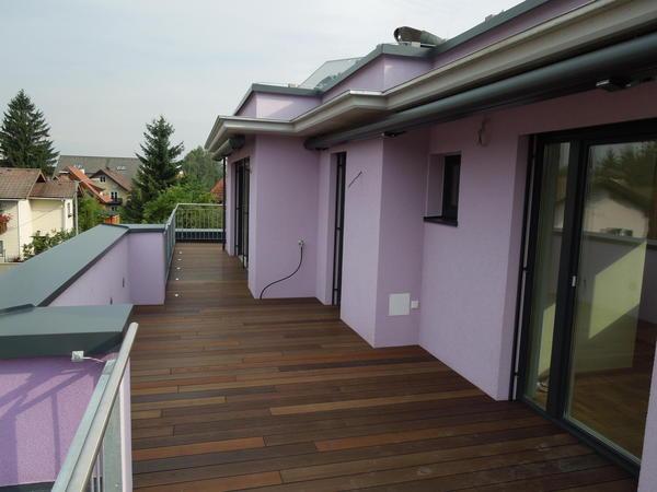Dachterrassen Wohnung in Ruhelage Liefering