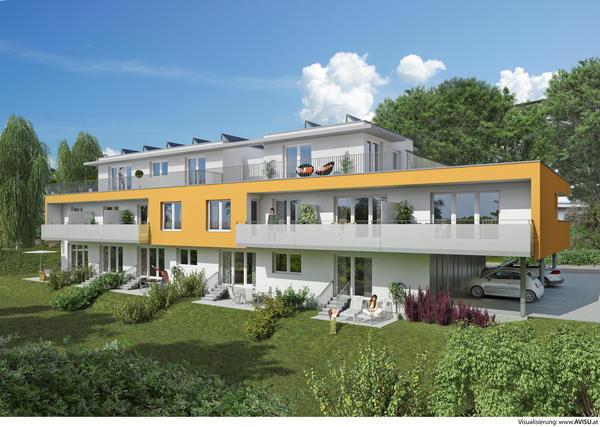 Henndorf am Wallersee  - alles rasch verkauft! Neun moderne Eigentumswohnungen
