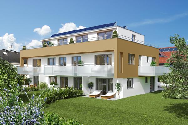 Josfiau - Naumanngasse: Exklusive Eigentumswohnungen in Toplage!