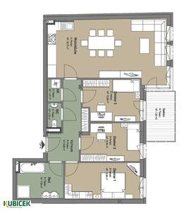 4 Zimmer Mietwohnung in Essling - Erstbezug!