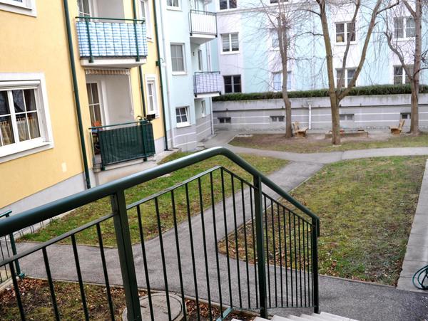 AUSSENANSICHTEN - Innenhof_2
