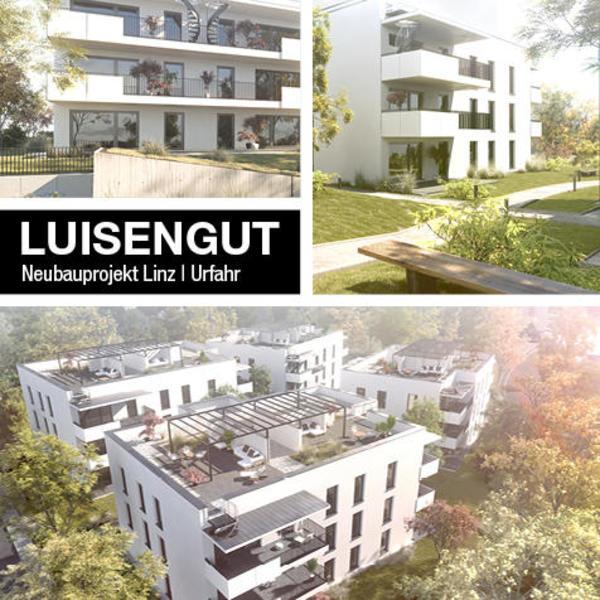 Luisengut | Neubauprojekt | Linz - Urfahr - Kirchmühlstraße