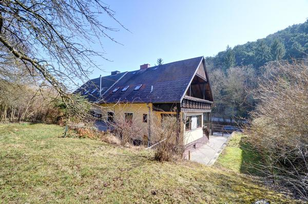 AUSSENANSICHTEN - Gartenansicht_Haus_Woellersdorf