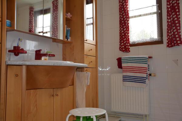 INNENANSICHTEN - Bad EG mit  barrierefreier Dusche