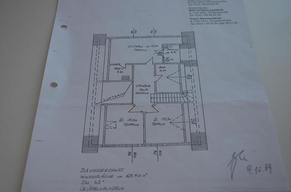 INNENANSICHTEN - Plan Dachgeschoss