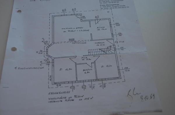 INNENANSICHTEN - Plan Erdgeschoss