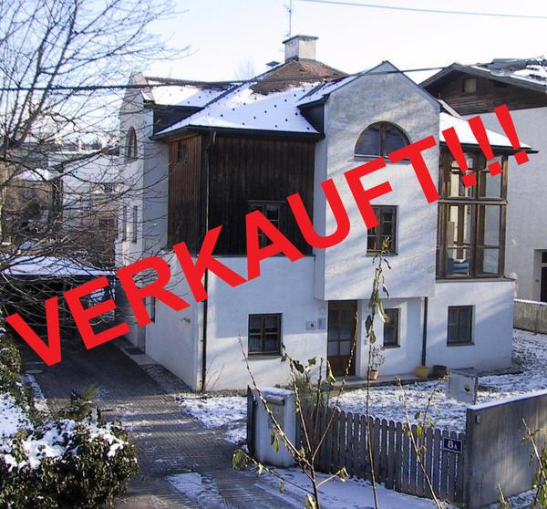 Einfamilien Haus Salzburg Maxglan Mühlbachgasse