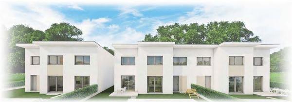 ERSTBEZUG - Doppelhaushälfte mit Swimmingpool!