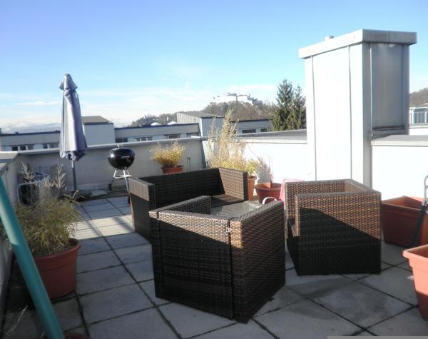 4-Raum-Maisonette mit Panoramadachterrasse