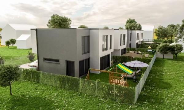 Provisionsfrei: südlich von Wien - Doppelhaushälfte in feiner Mikrolage