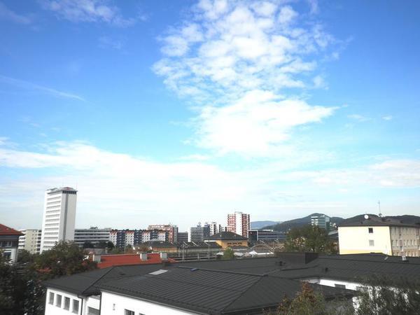 2-Zi Wohnung Salzburg Schallmoos mit Dachterrasse