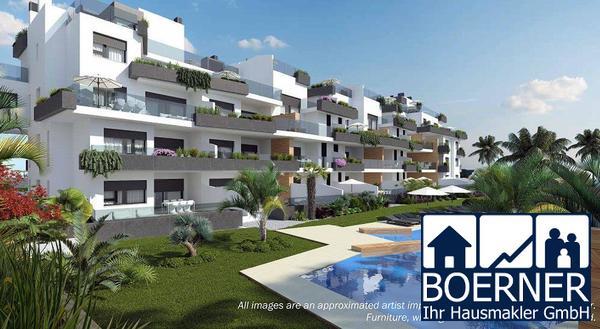 Überaus attraktive 4-Zimmer-Maisonette-Wohnungen mit Whirlpool und Meerblick ...