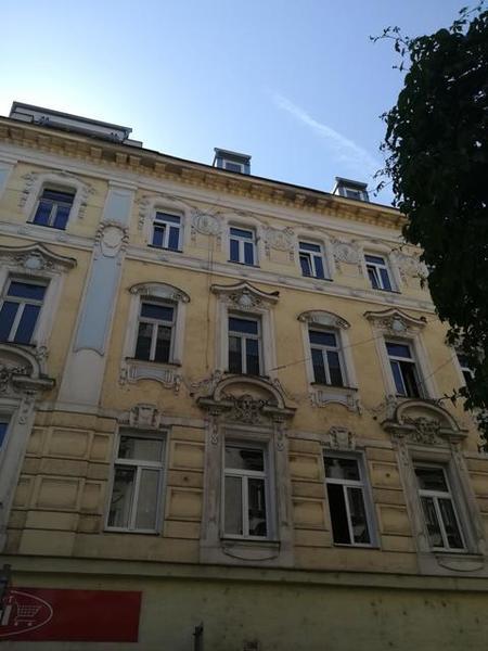 ! PREISSENKUNG ! U6 Gumpendorfer Straße - Wunderschöne 3 Zimmer DG-Wohnung