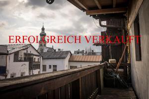 Dachwohnung Haller Altstadt - 68 qm Wohnfläche - Balkon