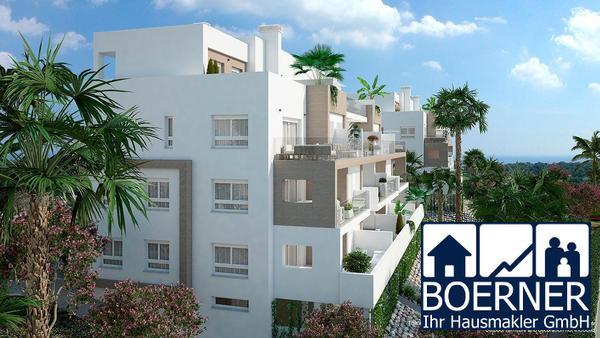 Wunderschöne 4-Zimmer-Penthouse- und Maisonette-Wohnungen mit Klimaanlage, Ge...