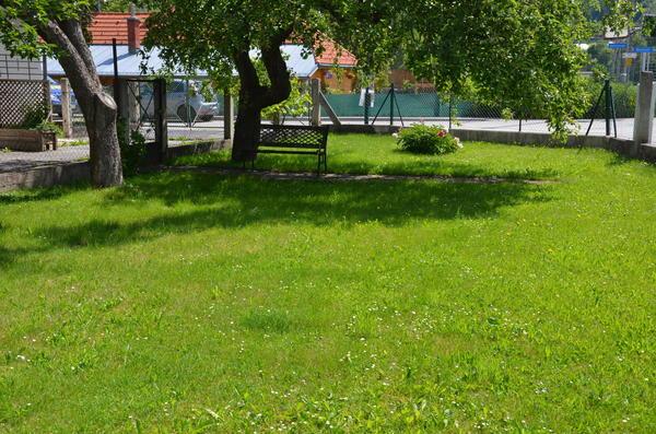 AUSSENANSICHTEN - Garten Vorderseite